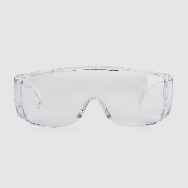 Transparentní osobní ochranné brýle Ochranné brýle