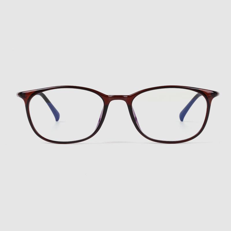 Dámské anti-modré kulaté brýle