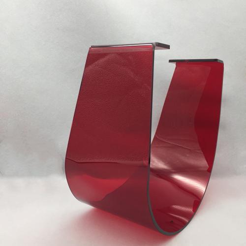 Lastra acrilica colata a colori per formatura termica