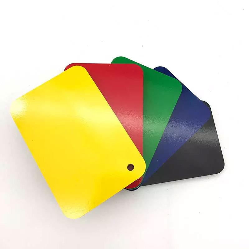 Color Sintra Board Printing