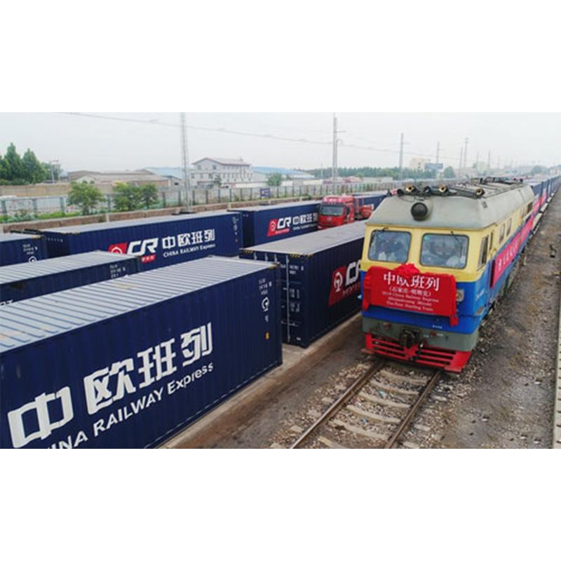 चीन यूरोप ट्रेन डीडीपी एक बेल्ट और एक सड़क के लिए अधिक अवसर लाता है