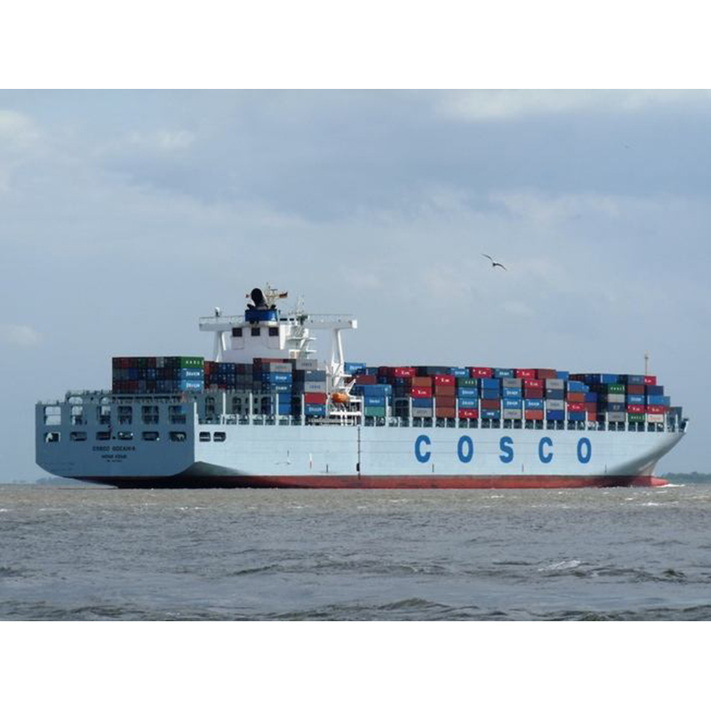 Index and calculation method of sea freight freight