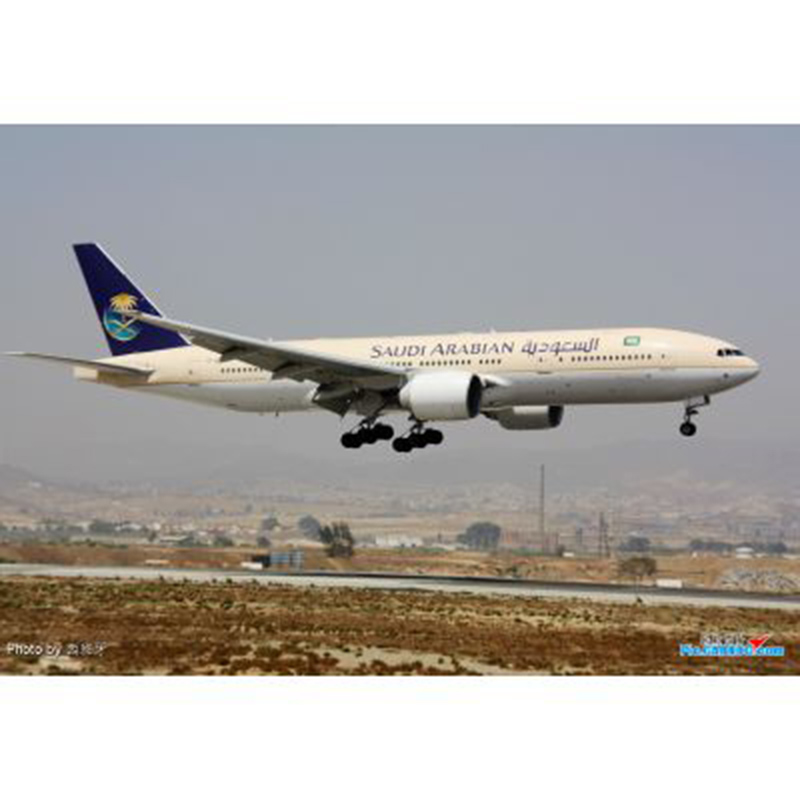 Overview and characteristics of Saudi Arabian Airlines