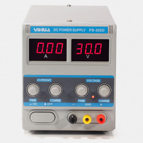 0-30v 5A DC Stabilized Power Supply
