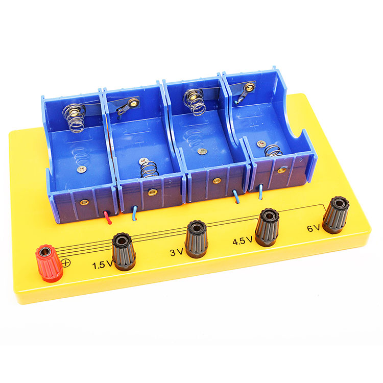 4 D Cell Battery Holder