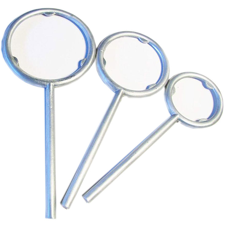Aluminium Stand Support Ring