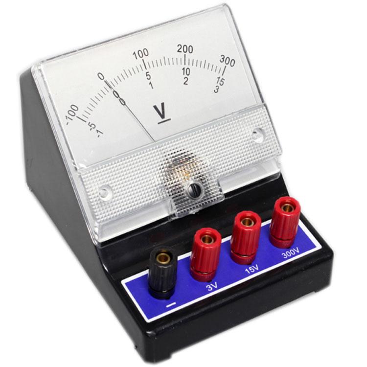 Analog Students DC Voltmeter