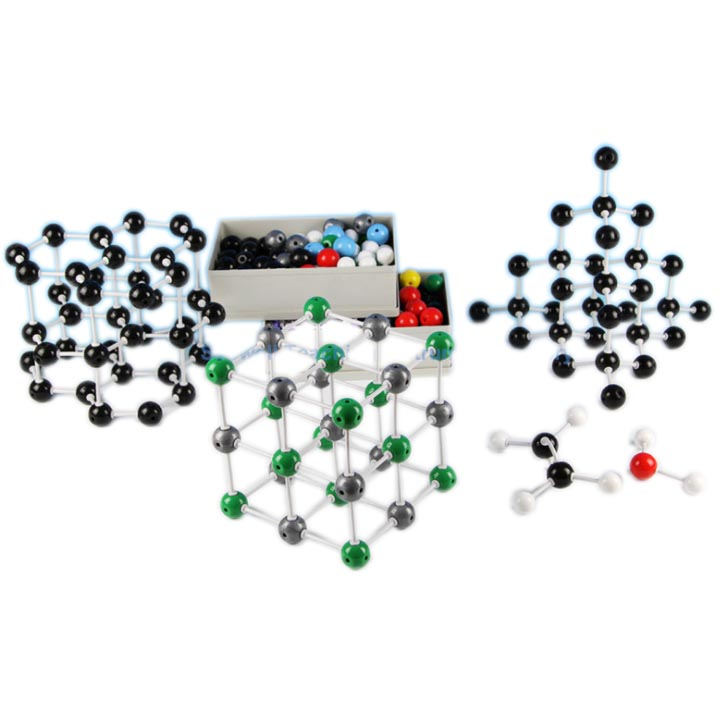 Big Size Molecular Model Set
