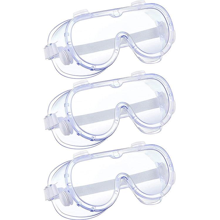Chemical Splash Eyewear Goggles