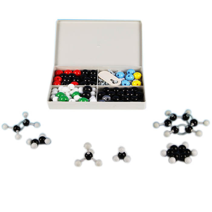 Set Model Molekuler Organik Komplek