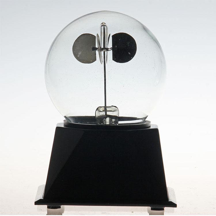 Crookes Radiometer Toy