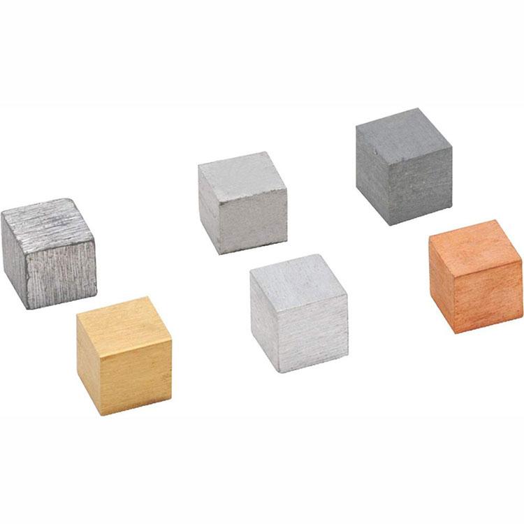 Density Cubes Set