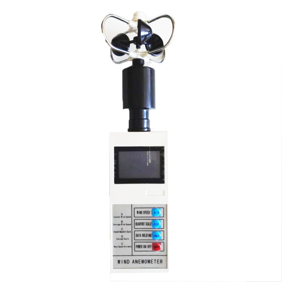 Digital 3 Cups Anemometer