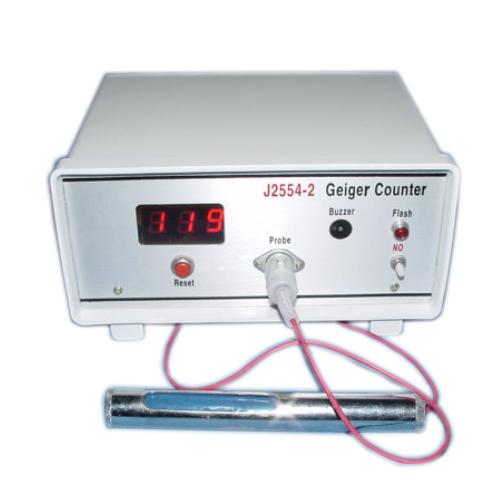 Digital Geiger Counter