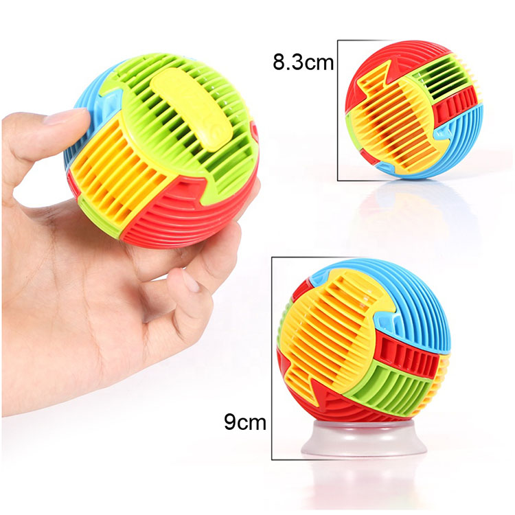 Diy Toy Puzzle Ball