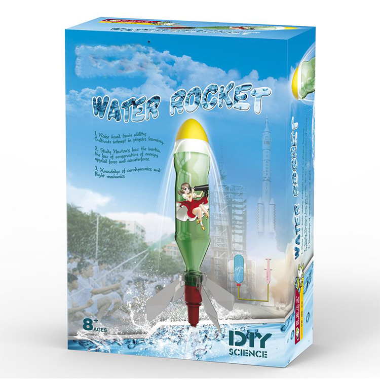 Diy Water Rocket