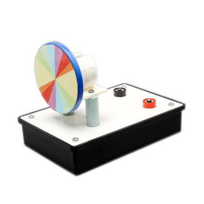 Electric Newton's Color Disc