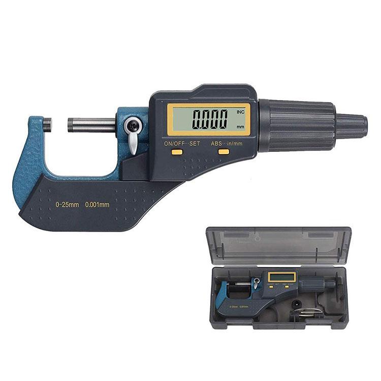 Digital Micrometer ເອເລັກໂຕຣນິກ