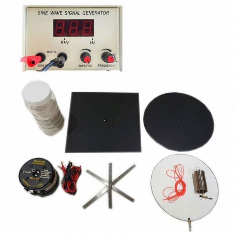 Frequency Wave Genonstrator