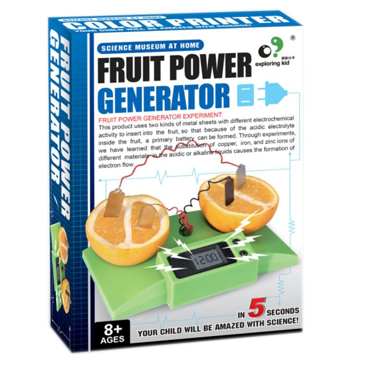Fruit Power Generator
