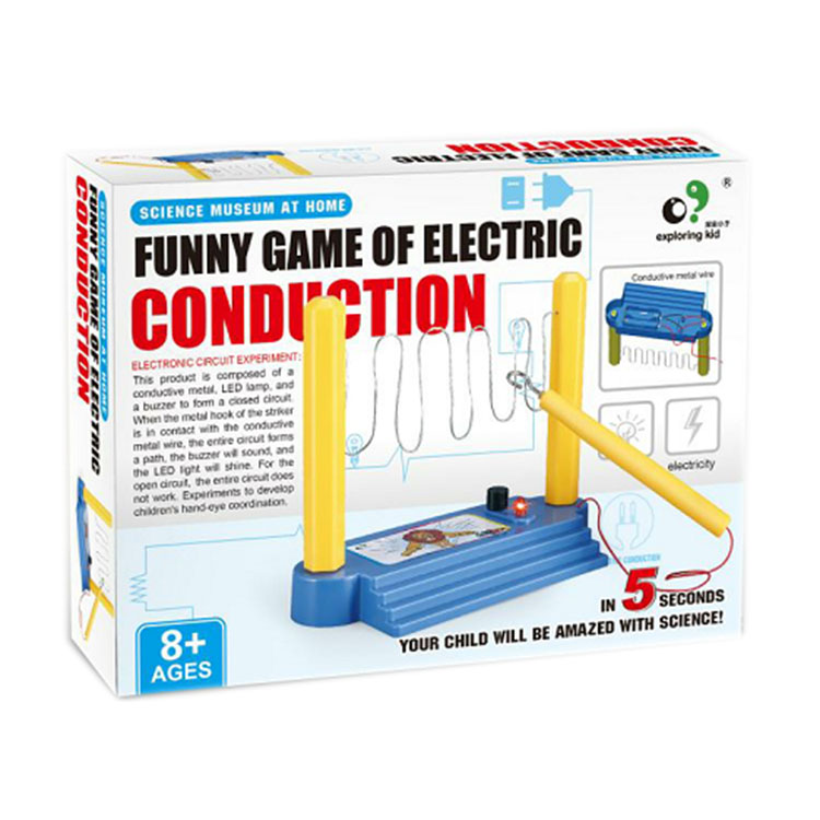 Funny Game Of Electric Conduction