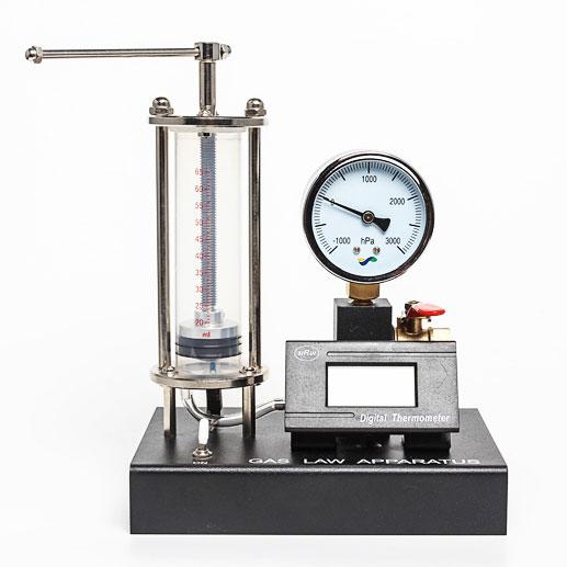 Gas Law Apparatus