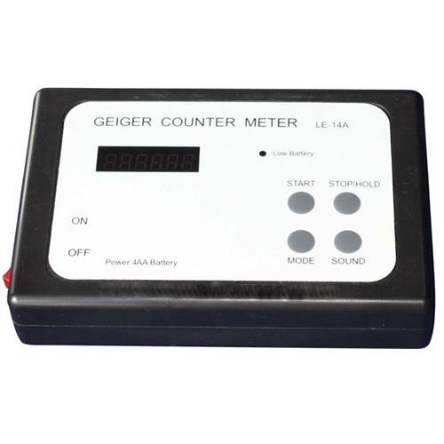 Meter Counter Geiger