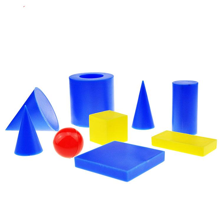 Set Blok Padatan Geometris