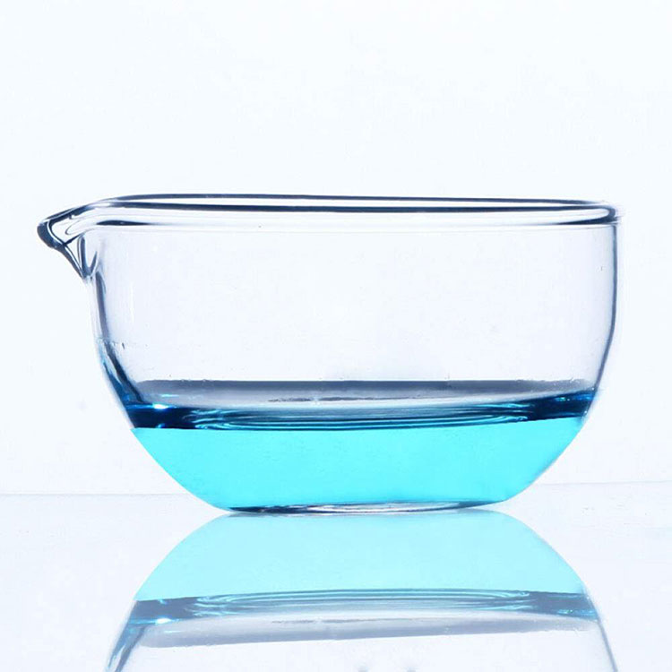 Glass Evaporating Dish