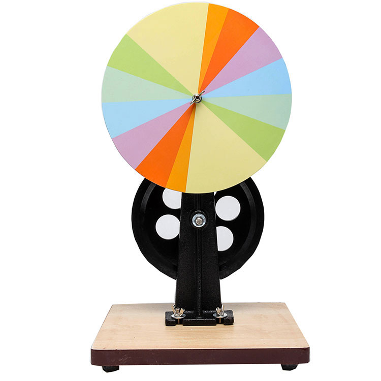 Hand Operated Newton Color Disk