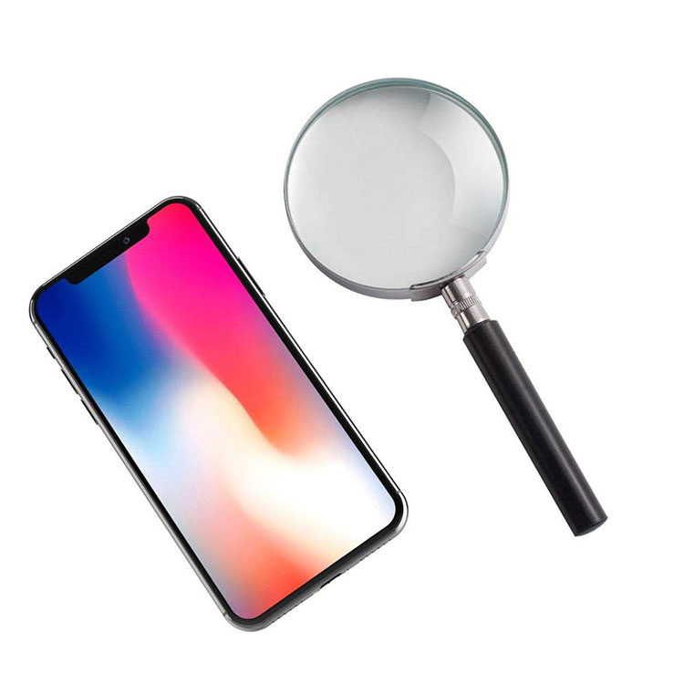Handheld Reading Magnifier