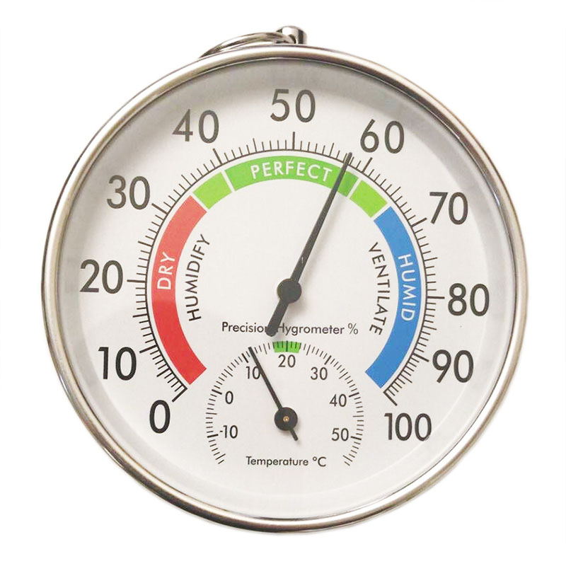 Hanging Ring Thermohygrometer
