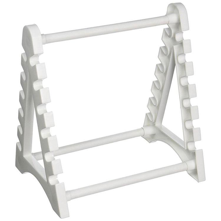 Rack ເກັບຮັກສາທໍ່ Pipette ອອກຕາມລວງນອນ