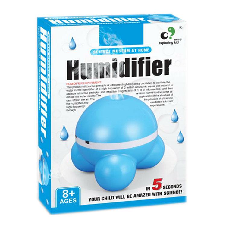 Eksperimen Humidifier