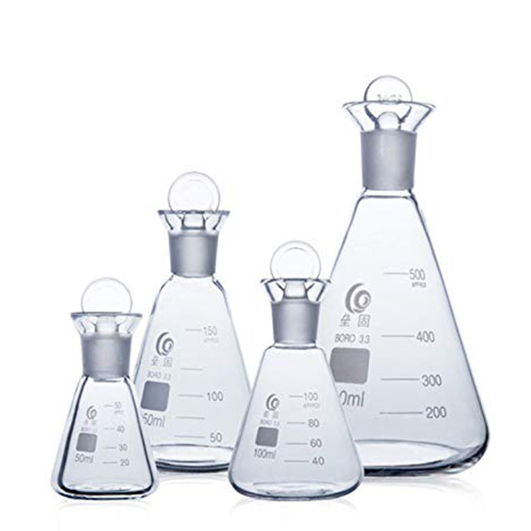 Iodine Flask With Stopper