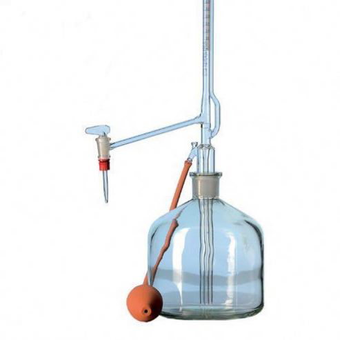 Laboratory Glass Automatic Burette