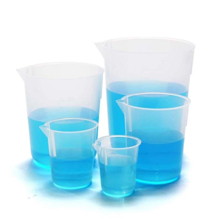 Laboratory Plastic Beakers