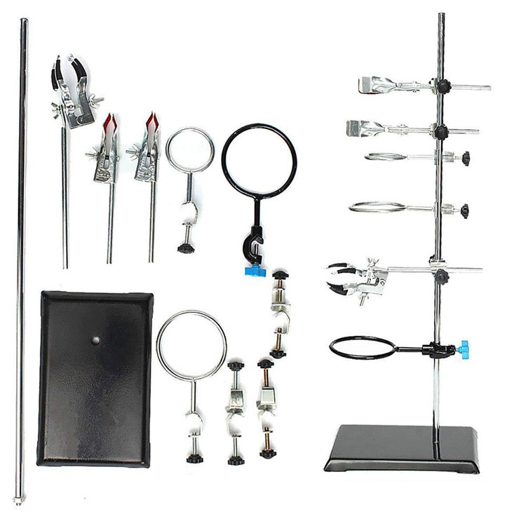 Laboratory Support Stand Set