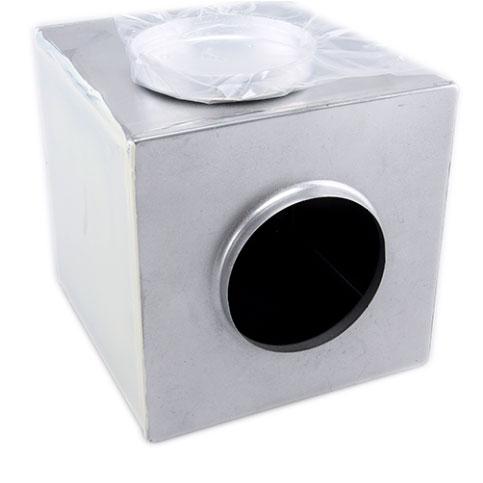 Leslies Cube Thermal radiometer