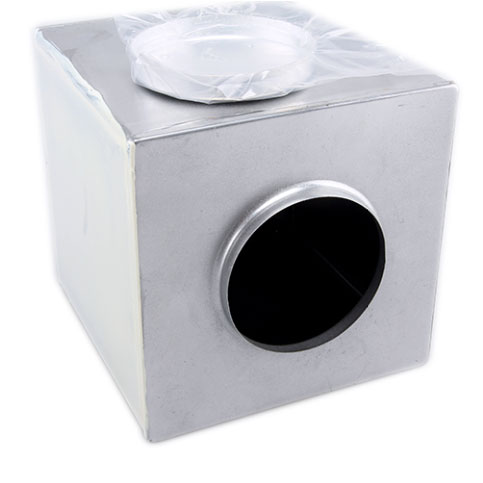 Leslies Cube Thermal radiometer