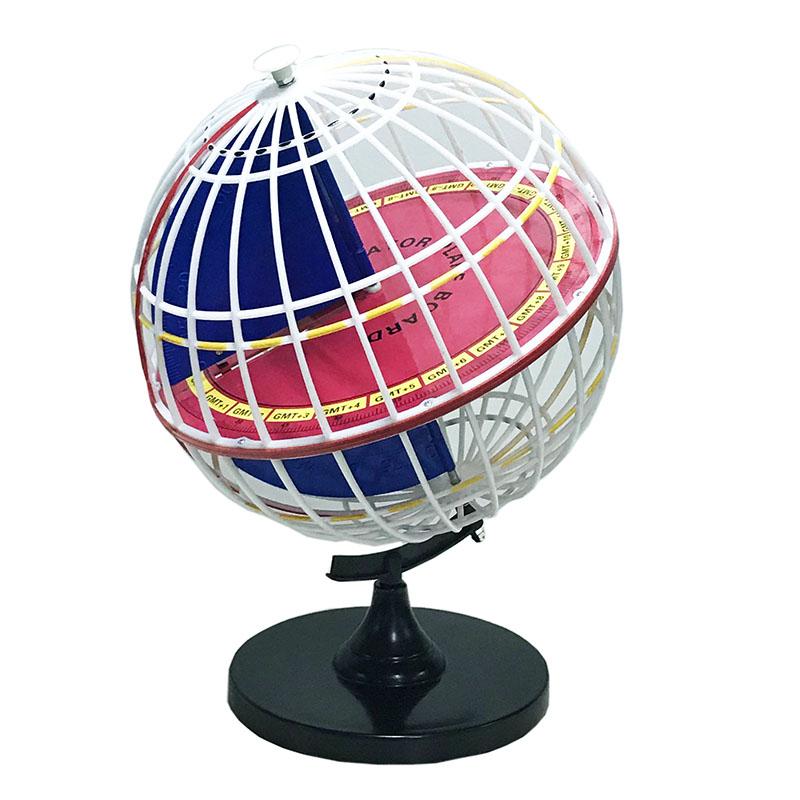 Longitude And Latitude Globe Model
