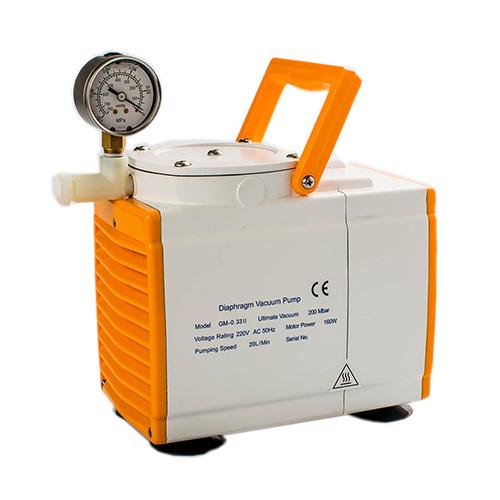 Pompa Vakum Diaphragm Mini Medis