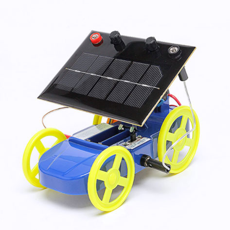 Mini Solar Cell Dolly