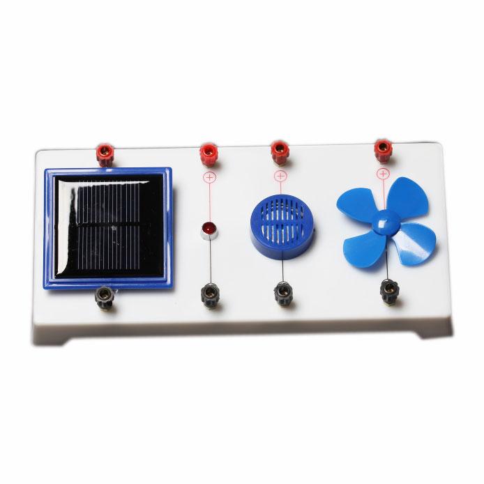 Mini Solar Generator Demonstrator