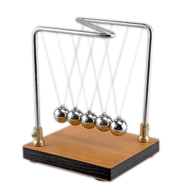 Newton's Cradle Steel Balance Balls