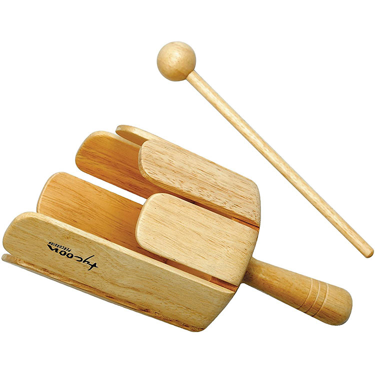 Percussion Multi-Tone Wood Block