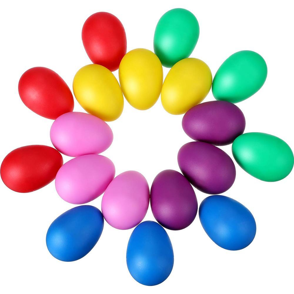 Plastic Egg Shakers