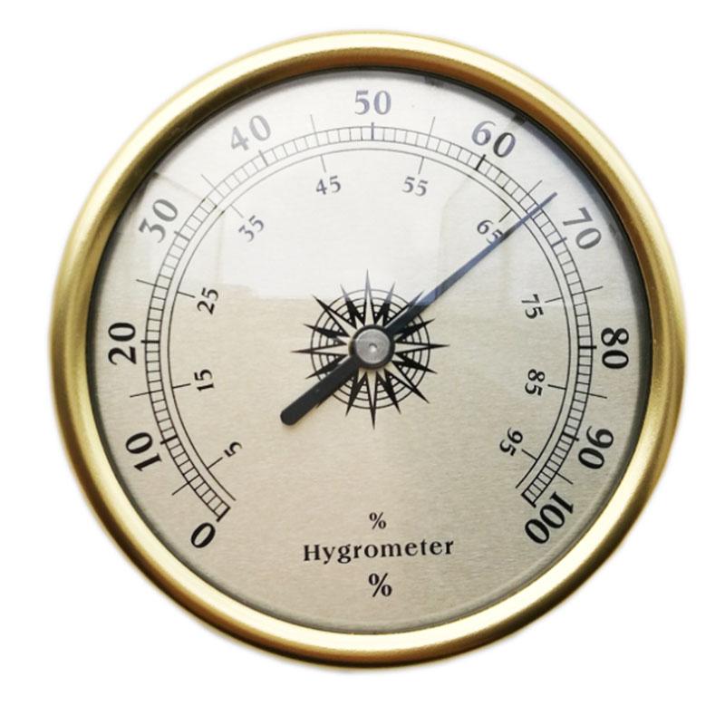 Plastic Household Hygrometer