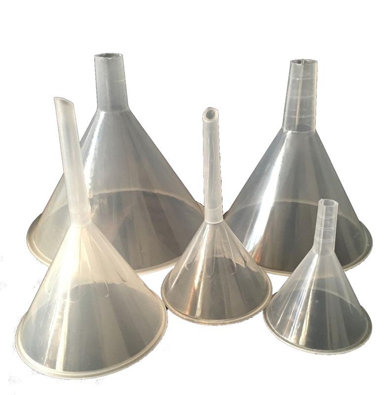 Plastic Long Stem Funnel