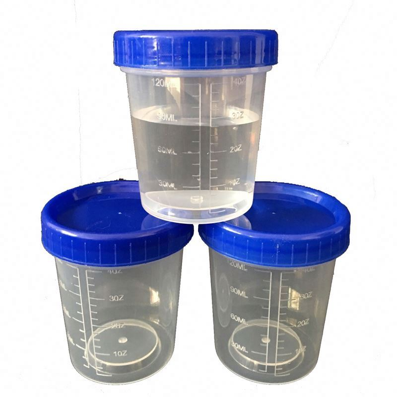 Plastic Measuring Beaker With Cover